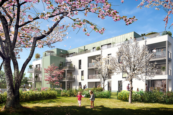 Bilan des ventes de logements neufs par la Dreal de Bretagne
