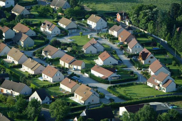 Maisons en lotissement en Bourgogne