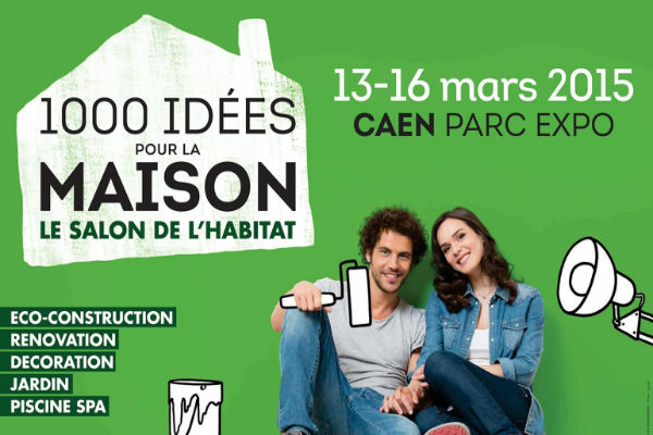 Salon de l'habitat de Caen 2015