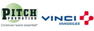 Vinci Immobilier - Pitch Promotion - Promoteur immobilier neuf